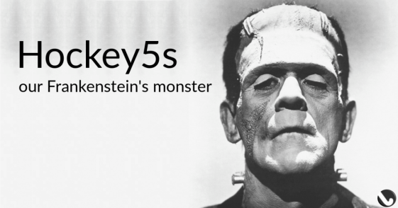 hockey5s-Frankenstein